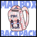 How to Make Valentines Day Mailbox Backpack with a Cereal Box