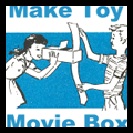 How to Make Toy Movie Box Craft for Kids on Rainy Day