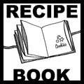 Make Recipe Books for Recipes for Mom on Mother's Day