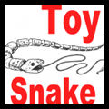 Make Pull-Along Toy Snakes with Corks and String