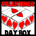 How to Make a Valentines Day Hearts Gift or Chocolates Box Craft