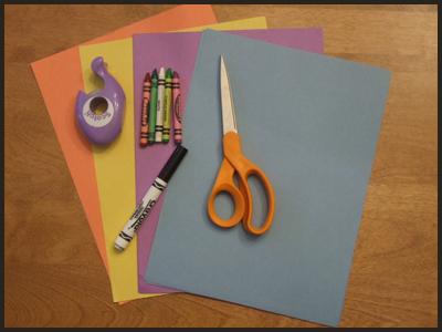 Kids Handprint Easter Basket Craft for Kids and Preschoolers