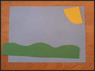 4- handprint Easter Bunny craft for kids
