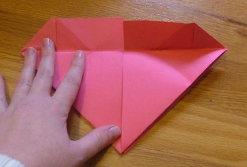 Origami Hearts | 338x500
