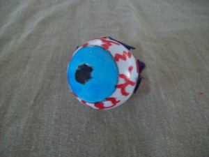How to Make Spooky Halloween Eyeballs - I've Got My Eye On You!