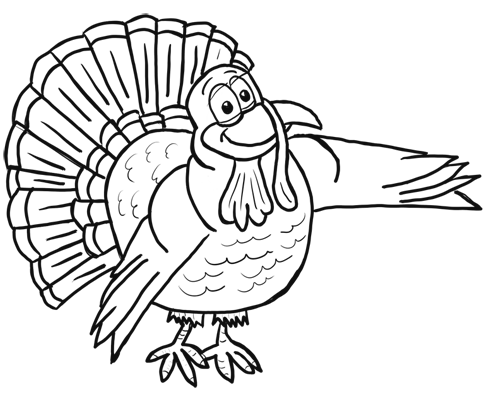 Learn how to draw cartoon turkeys step by step drawing tutorials for kids