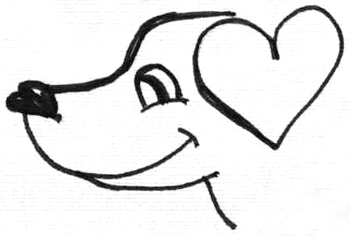 Drawing And Making Cute Animals Out Of Hearts For Valentine S Day