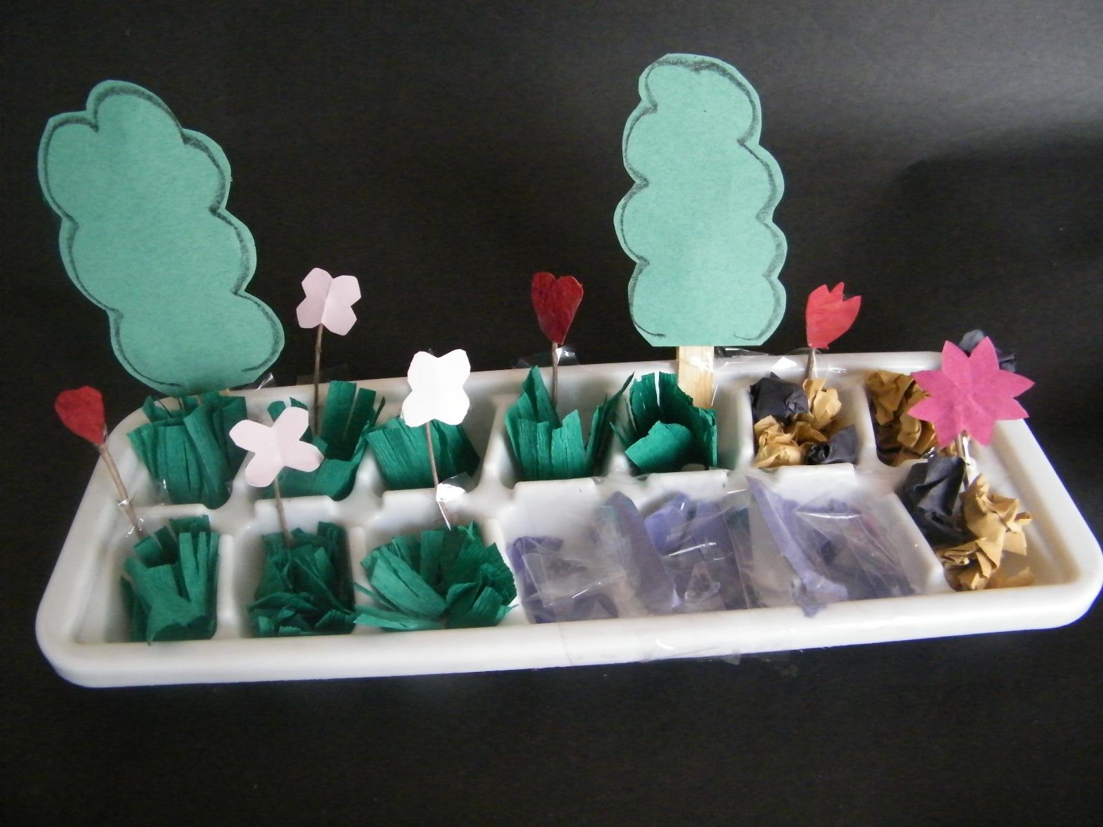 How To Make A Miniature Garden Craft Kids Crafts Activities