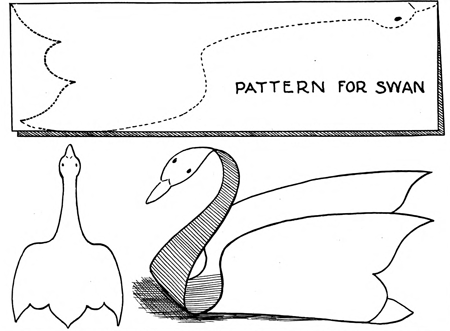 How to Fold a Standing Paper Goose and Duck with Paper Arts ...