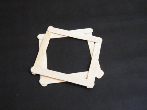 how to make a puzzle box out of popsicle sticks