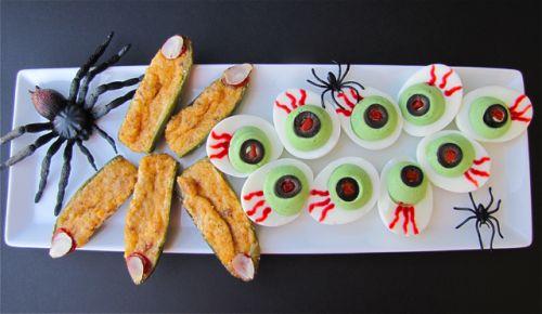Scariest Halloween Edible Craft Ideas