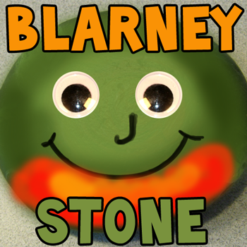 How To Make A Blarney Stone Craft for Saint Patrick's Day Celebrations