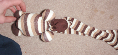 How To Make No Sew Stuffed Puppy Dog Animal Toy With Socks