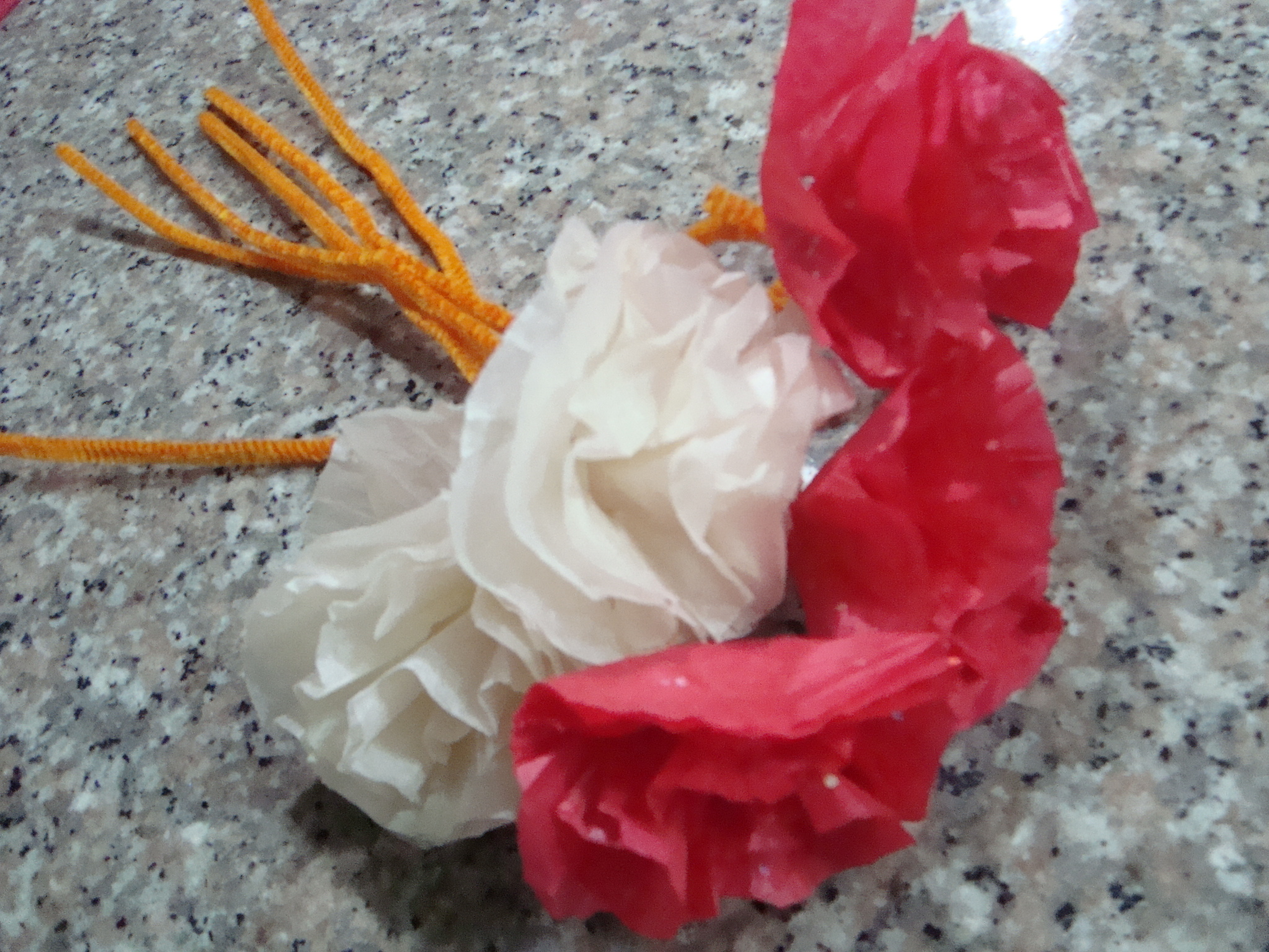 How To Make Paper Carnations Kids Crafts Activities Kids