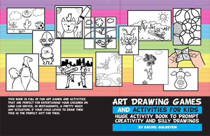 Drawing Games Ideas for Kids : Doodling Pencil and Paper Boredom ...