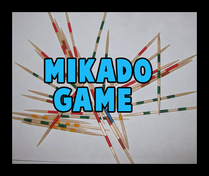 How to Make a Mini Mikado Game with Easy Crafts Activity for Kids