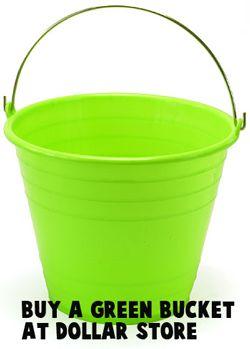 Buy a green bucket