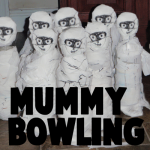 How to Make a Mummy Bowling Game for Halloween