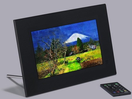 Showcase Art with Digital Frames