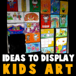 Ideas for Displaying Your Kids