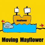How to Make a Moving Mayflower for Thanksgiving