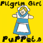 How to Make Pilgrim Girl Puppets