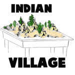 How to Make an Indian Village for Thanksgiving