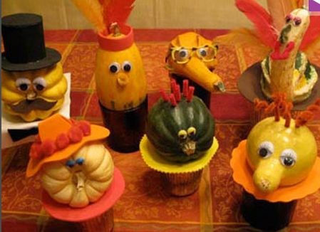 thanksgiving decorations diy pinterest