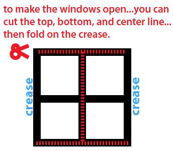 the open window short story analysis