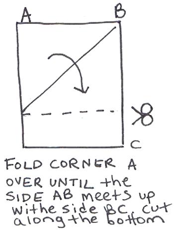 Make a perfect square