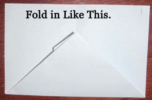 Fold in