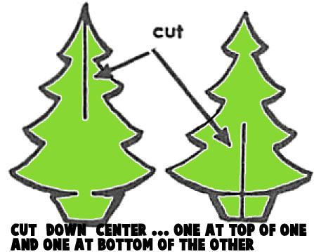Cut down center