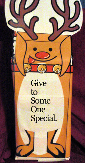 give to someone special