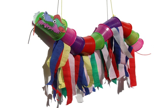 Flying Dragon Puppet