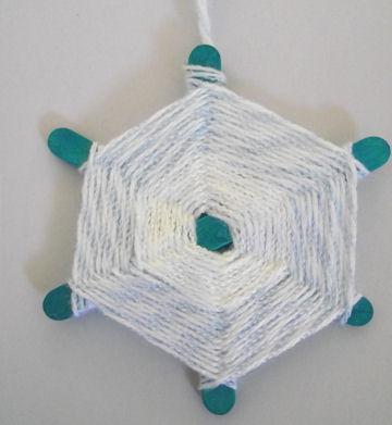 Woven Snowflake