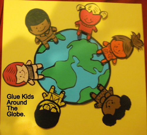 Glue kids around the globe.