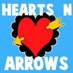 How to Make Hearts and Arrows for Valentines Day