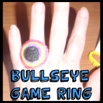 How to Make Bullseye Game Rings