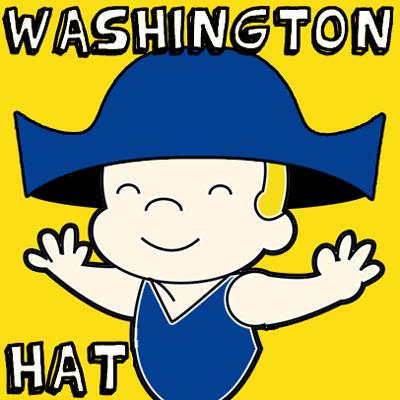 How to Make an Easy George Washington Hat
