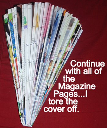 Continue with all of the magazine pages