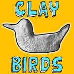 How to Make Clay Birds