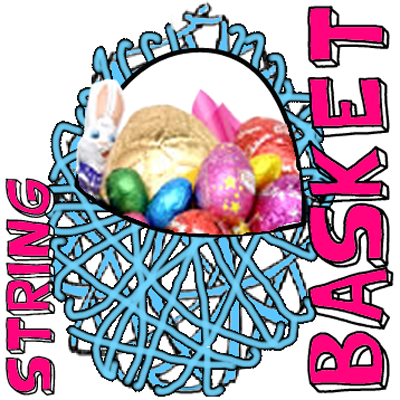 How to Make a Glued String Easter Basket