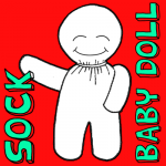 How to Make a Sock Baby Doll