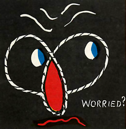 Example 1 - Worried