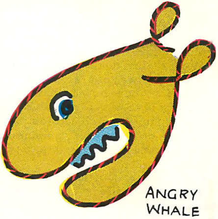 Example 4 - Angry Whale