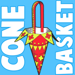 How to Make Cone May Baskets