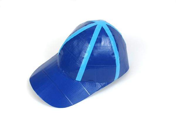Duct Tape Baseball Cap