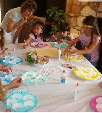 Denture Cream Passover Seder Plate