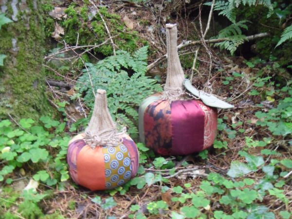 Necktie Pumpkins