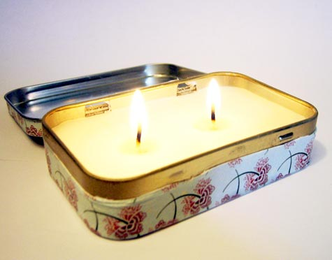 Travel Candle